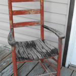 Redecorating on a Budget: Refinishing Garage Sale Steals