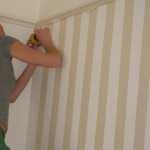Stripes on Your Walls? It's Not a Bad Idea!