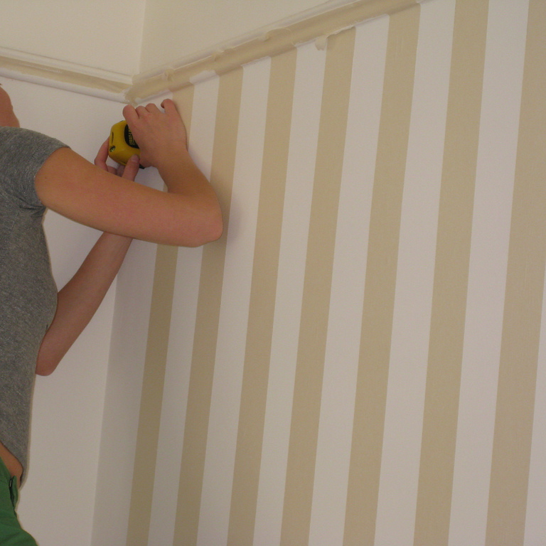 Stripes on Your Walls? It's Not a Bad Idea! | Nashville Painting Blog